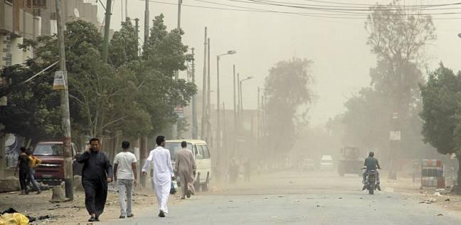 """الأرصاد تحذر: السرعة الزائدة """"غير آمنة"""" على طرق شمال سيناء لسوء حالة الطقس"""