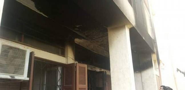 السيطرة على حريق بشقة بمدينة السادس من أكتوبر