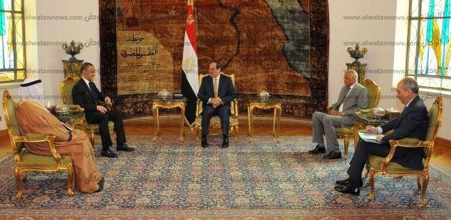 السيسي: المرحلة الحالية تقتضي زيادة التضامن والتكاتف بين الدول العربية