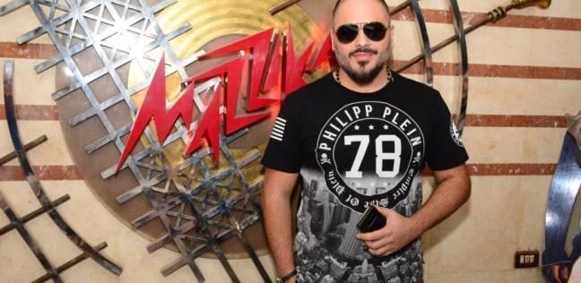 رامي عياش يحتفل بتعاقده مع شركة مزيكا