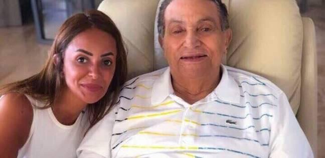 مبارك في أحدث صورة.. يجلس على كرسي ثمنه 23 ألف جنيه