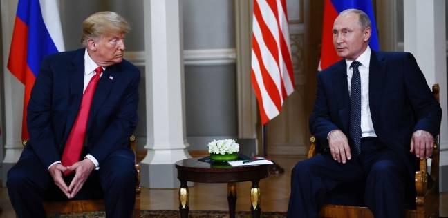 """بين """"الخيانة"""" والاستجواب.. ترامب يواجه عاصفة ضخمة بسبب """"هلسنكي"""""""