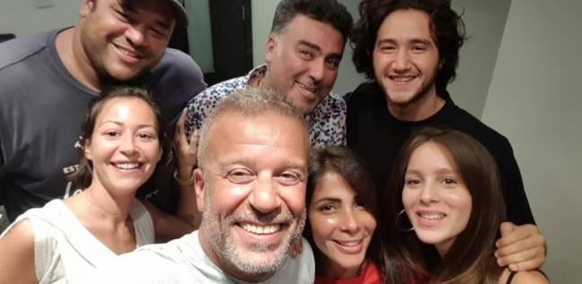 أحمد مالك يكشف عن أبطال فيلمه الجديد