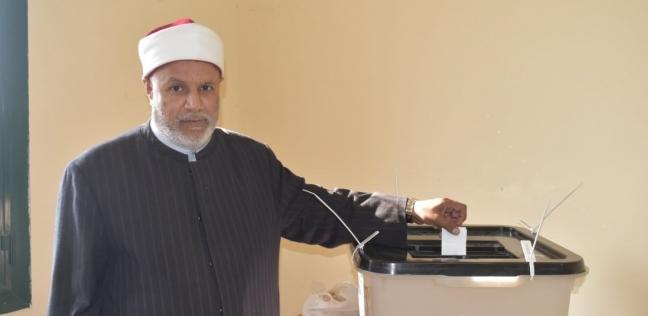 نائب رئيس جامعة الأزهر: كثافة التصويت تعكس ثقة الشعب في القيادة