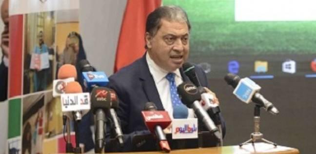 وزير الصحة: التعامل مع 16 حالة طارئة خلال أول أيام الانتخابات