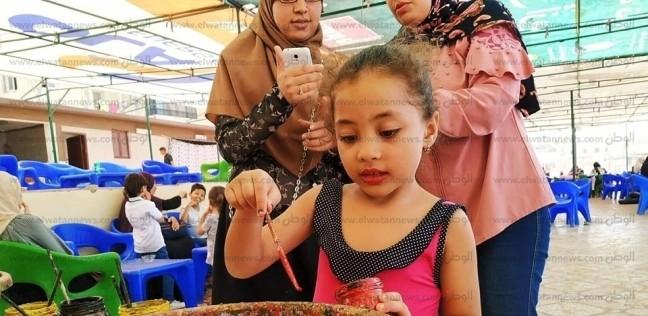 حملة لإطعام 70 طفل من مرضى السرطان وأنيميا البحر المتوسط في الإسكندرية