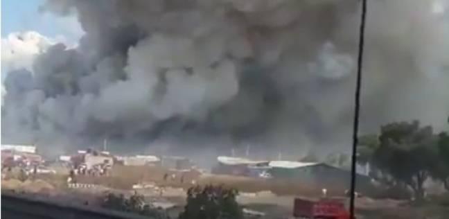 عاجل  انفجار ضخم في العاصمة الأفغانية كابول