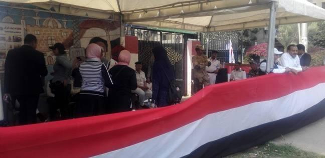 لجان النزهة تغلق أبوابها أمام المواطنين لبدء ساعة الراحة