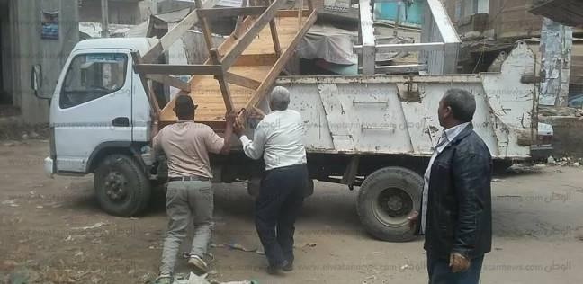 شرطة المرافق تضبط 14 قضية في حملة بمطروح