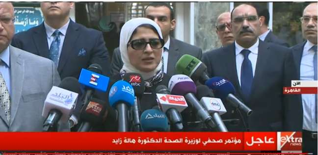 """""""الوطن"""" تتواصل مع الخط الساخن لـ""""الصحة"""" للكشف عن أماكن مصابي محطة مصر"""