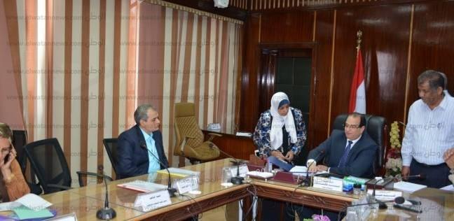الشعراوي يطالب الجهاز التنفيذي بالتعامل الحاسم مع التعديات على الأراضي