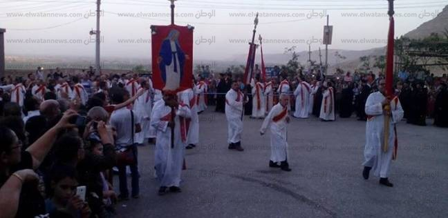 """الأقباط يرفعون """"بخور قداسات"""" ختام صوم العذراء بالكنائس غدا"""