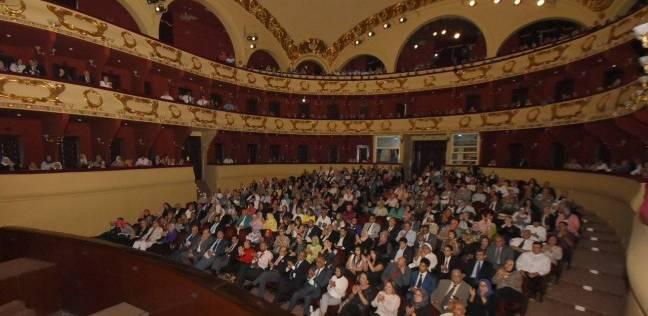 """""""ثقافة القاهرة"""" تحتفل بثورة يونيو بـ 3 عروض مسرحية"""