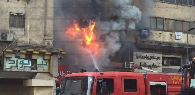 الحماية المدنية تنقذ 450 ألف جنيه مدخرات موظف قبل احتراقها بالإسكندرية