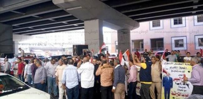 اتحاد عمال مصر يحتفل بالذكرى الخامسة لثورة 30 يونيو اليوم