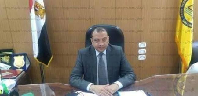 رئيس جامعة بني سويف يكلف مدرس بكلية الحاسبات بإدارة مركز الوافدين