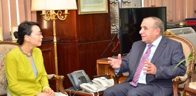 وزير التنمية المحلية: 15 مليار دولار حجم الاستثمارات الصينية في مصر