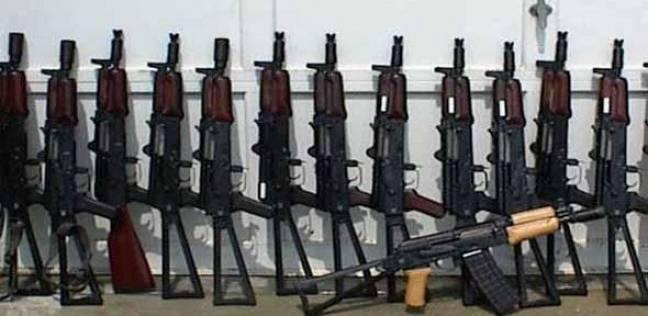 ضبط 16 قطعة سلاح وقضية مخدرات في قنا