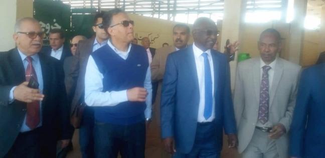 وزير النقل السوداني: توجه لزيادة الروابط الاقتصادية والسياسية مع مصر