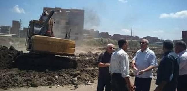 """""""الري"""": تنفيذ 57 قرار إزالة للتعديات على النيل بـ7 محافظات"""