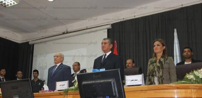 سحر نصر: البدء الفوري في إجراءات طرح المنطقة الاستثمارية بكفر الشيخ