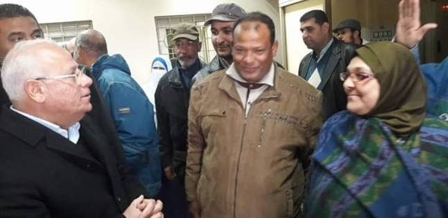 محافظ بورسعيد يشيد بمستوى وحدة طب الأسرة بقرية الجرابعة
