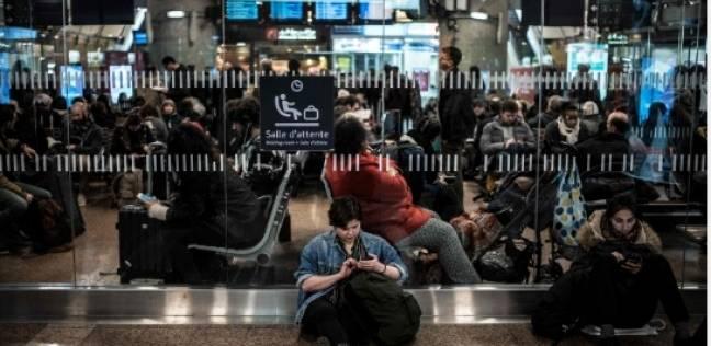 لليوم الثاني.. فوضى في حركة النقل بفرنسا جراء إضراب السكك الحديد