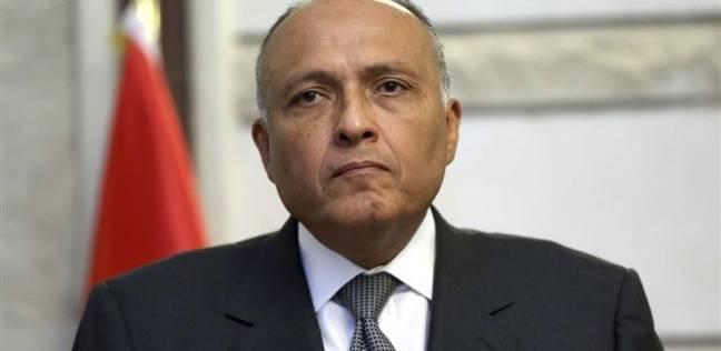 سامح شكري: ألمانيا تُقدر سياسات مصر في الإصلاح الاقتصادي