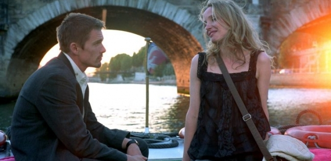 "مشهد من فيلم ""Before Sunset"""