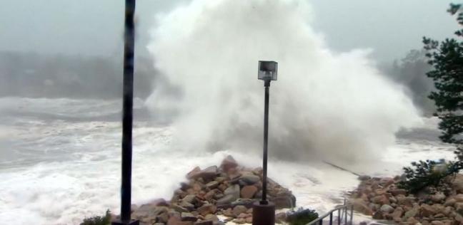 فيديو.. إعصار  دوريان  يصل إلى كندا ويتسبب في انقطاع الكهرباء - العرب والعالم -