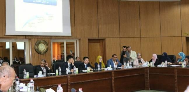 انطلاق المؤتمر الاقتصادي الأول لتعزيز العلاقات المصرية الصينية