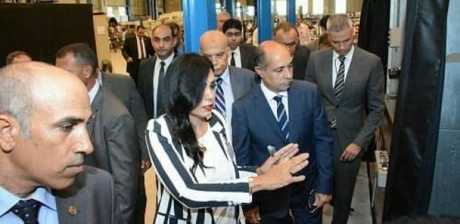 وزير الطيران يتفقد مطار أسوان الدولي في جولة لمدة 5 ساعات