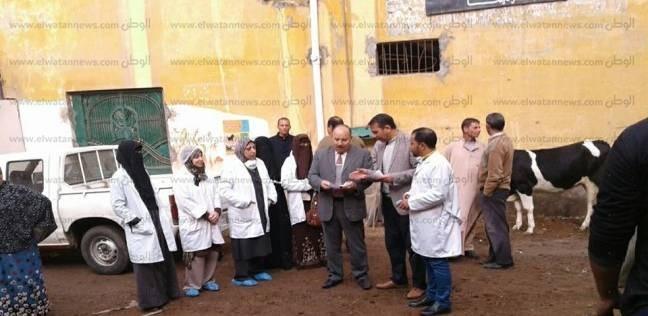 رئيس مدينة كفر الزيات بالغربية يحيل 10 أطباء وإداريين للتحقيق