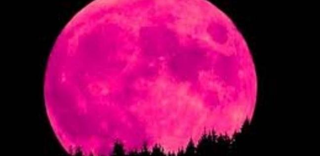 «القمر الوردي» .. سماء الأرض على موعد مع ظاهرة نادرة الأسبوع المقبل