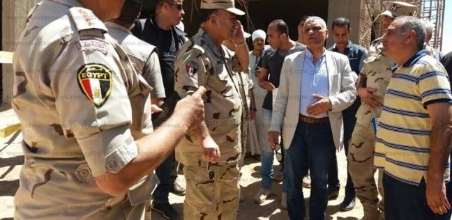 """""""عسكر"""" يطالب بإنهاء إجراءات تقنين أوضاع المزارع بجنوب سيناء"""