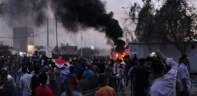 عاجل| مقتل شخص وإصابة 35 آخرين في تظاهرات جديدة بالبصرة جنوب العراق