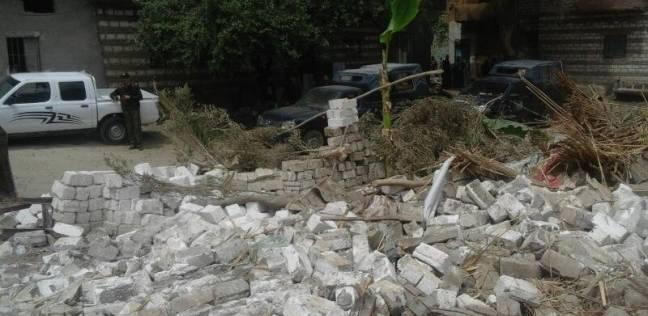 استمرار حملات النظافة ومتابعة الخدمات العامة بمركز أبوقرقاص بالمنيا