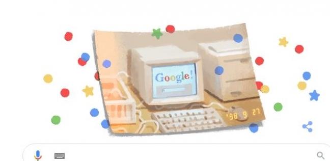 """محرك البحث """"جوجل"""""""