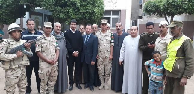 «دمهوج» قرية مصرية تحتفل بـ«عُرس الانتخابات»: مشاركة واسعة وأجواء كرنفالية