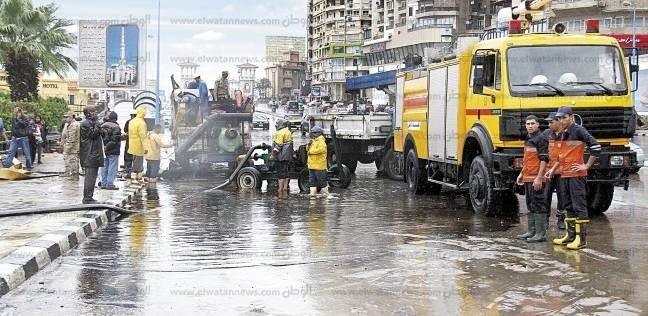 """""""القابضة للتشييد"""" تتولى تحسين كفاءة طلمبات رفع المياه بالإسكندرية"""