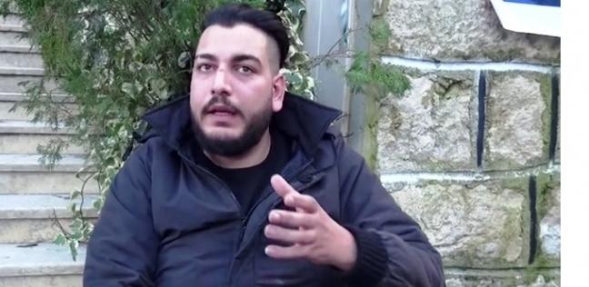 """الجندى السورى""""خضر محمود ربيع"""