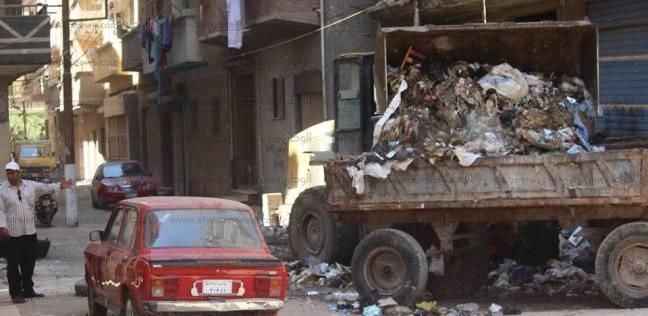 بالصور| رفع 2000 طن قمامة ومخلفات أضاحي من شوارع دسوق خلال إجازة العيد