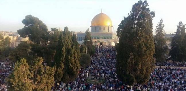 إمام الأقصى: منذ الصباح الباكر ومدينة القدس ثكنة عسكرية لقوات الاحتلال
