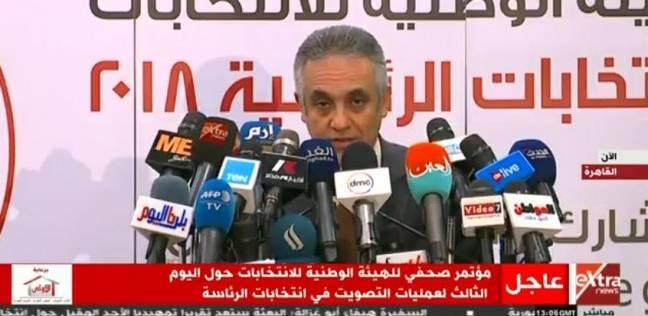 الوطنية للانتخابات: يتاح الطعن على نتيجة الانتخابات خلال 48 ساعة فقط