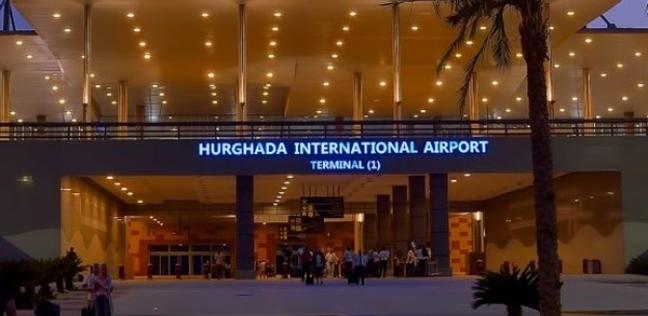 زيارة تفقدية مفاجئة من قيادات الطيران لمطار الغردقة الدولي