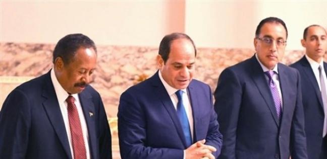وزيرة خارجية السودان: لقاء السيسي مع حمدوك