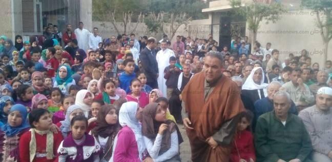 """""""شباب المنوفية"""" تكرم الفائزين بمسابقة القرآن الكريم في شطانوف"""