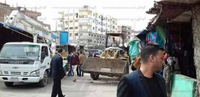 شرطة المرافق تحرير 41 مخالفة بحملة مكبرة في مرسى مطروح
