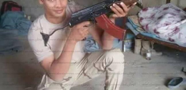 """الحزن يخيم على قرية """"أبو صير"""" في انتظار وصول جثمان شهيد الواجب ببني سويف"""