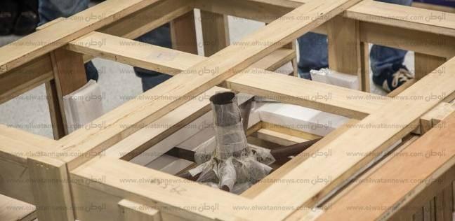 """""""زيدان"""" يؤكد ترميم آثار سقارة المنقولة للمتحف الكبير"""